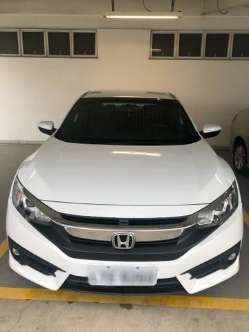 Honda Civic EXL 17/17 Único dono