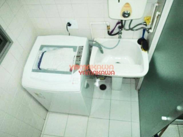 Apartamento em condomínio com 2 dormitórios à venda, 50 m² por r$ 300.000 - cidade patriar - Foto 6
