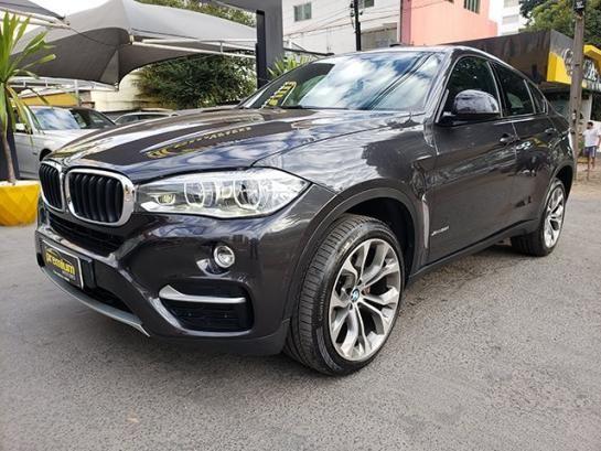 BMW X6 2015/2016 3.0 35I 4X4 COUPÉ 6 CILINDROS 24V GASOLINA 4P AUTOMÁTICO - Foto 6