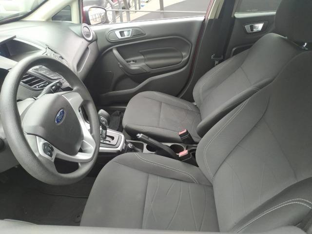 New fiesta sedan 1.6 incriveis 44km carro de garagem! automatico! - Foto 6