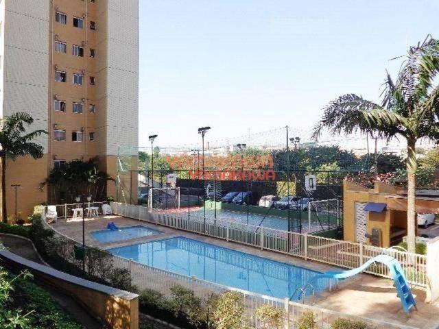 Apartamento em condomínio com 2 dormitórios à venda, 50 m² por r$ 300.000 - cidade patriar - Foto 17