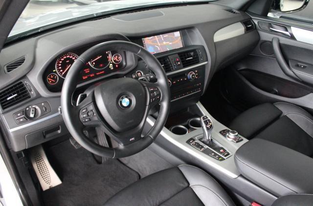 BMW X3 2012/2012 3.0 35I M SPORT 4X4 24V GASOLINA 4P AUTOMÁTICO - Foto 7