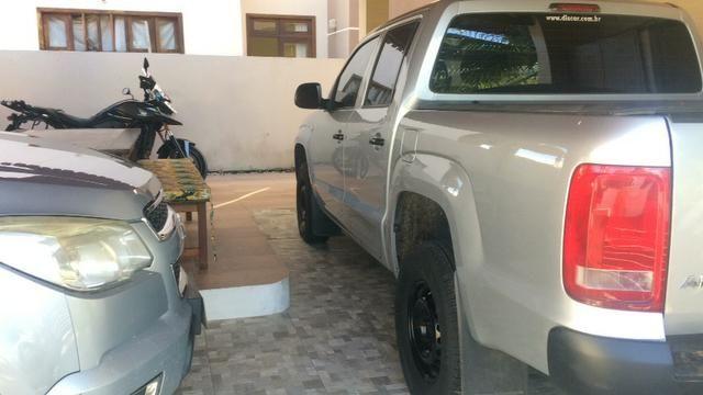 Amarok Diesel 4X4 em perfeito estado. - Foto 12