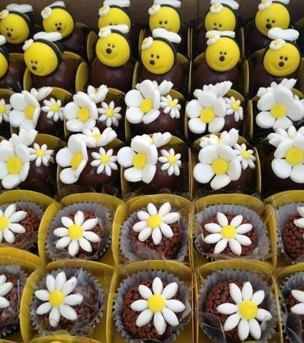 Cento de doces 50.00 personalizados 2.00 reais a unidade - Foto 5