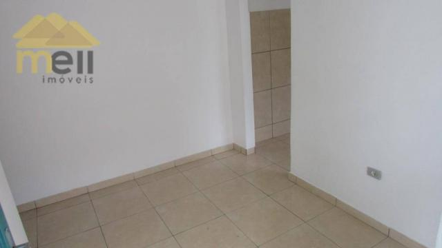 Edícula com 1 dormitório para alugar, 36 m² por R$ 550,00/mês - Vila Malaman - Presidente  - Foto 7