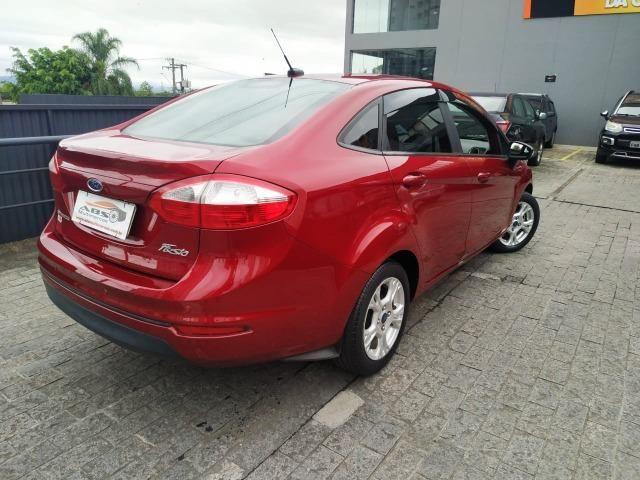 New fiesta sedan 1.6 incriveis 44km carro de garagem! automatico! - Foto 4
