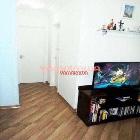 Apartamento em condomínio com 2 dormitórios à venda, 50 m² por r$ 300.000 - cidade patriar - Foto 3