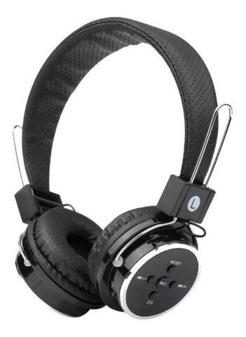 Fone Ouvido Headphone B-05 Bluetooth Usb Sd P2 Mp3 Sem Fio - Foto 3
