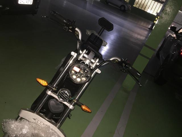 Scooter elektra x9 2000w - Foto 4