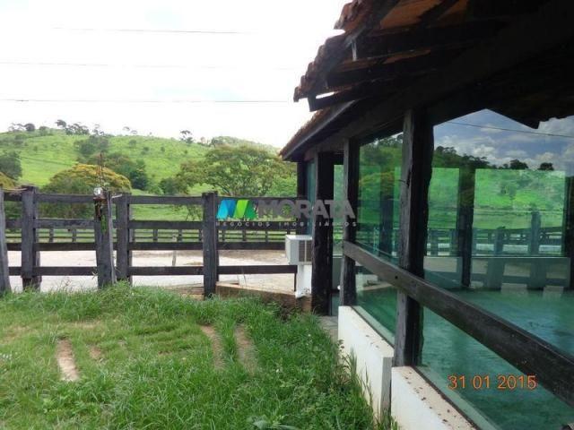 Fazenda à venda - 1.180 hectares - região jequitibá (mg) - Foto 2