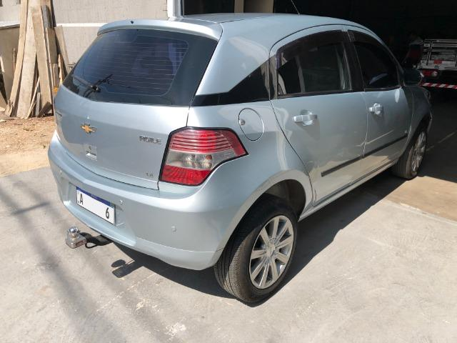 GM- Chevrolet Agile 2012 Completo - Foto 6