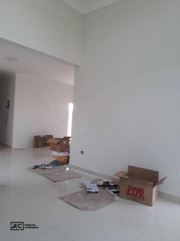 Casa residencial à venda, condomínio jardim de mônaco, hortolândia. - Foto 8