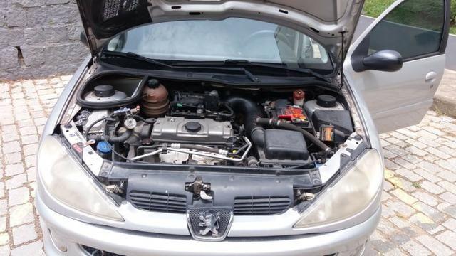 Peugeot 206 Gnv/2007 - Foto 10