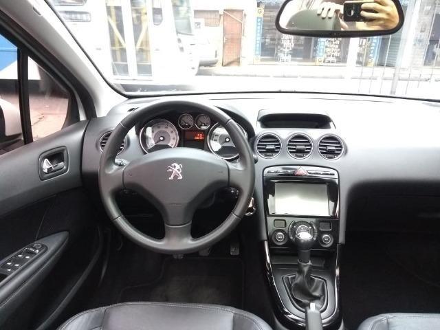 Peugeot 308 1.6 Allure Flex com Teto Panorâmico IPVA 2020 PAGO 2016 Abaixo da fipe - Foto 9