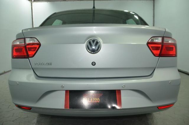 Volkswagen Voyage Trend 2013 Completo Revisado, Temos Prisma,Fiat Linea, Fiesta - Foto 6