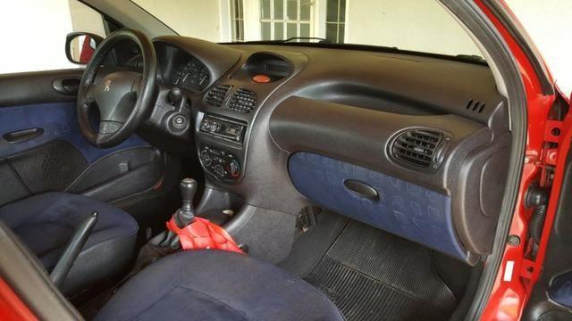 Peugeot 206 1.0 16V - Foto 7