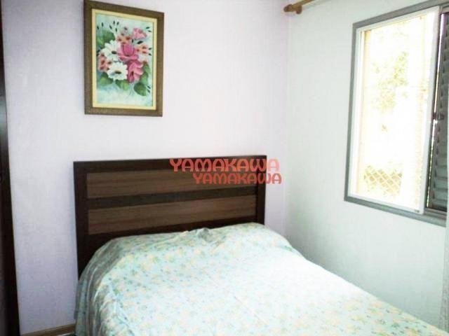 Apartamento em condomínio com 2 dormitórios à venda, 50 m² por r$ 300.000 - cidade patriar - Foto 10