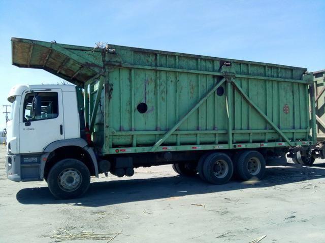 Caminhão canavieiro - Foto 2