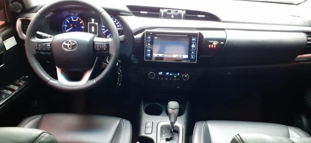 Toyota Hilux Cabine Dupla SRV 4X4 4P - Foto 10