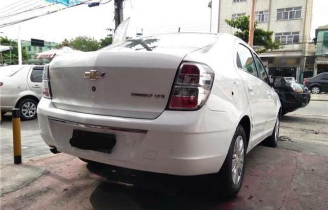 Chevrolet cobalt ltz 1.4 completo c/ multimídia _ mensais 559,99 - Foto 3