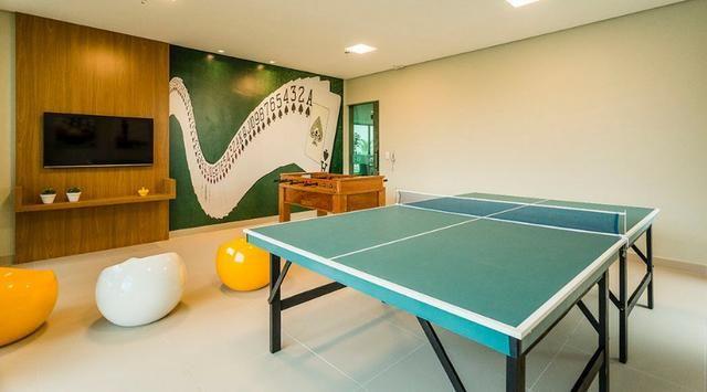 Apartamento de 3 Quartos em Ponta Negra (Residencial Áurea Guedes) 2 Vagas de Garagem - Foto 6