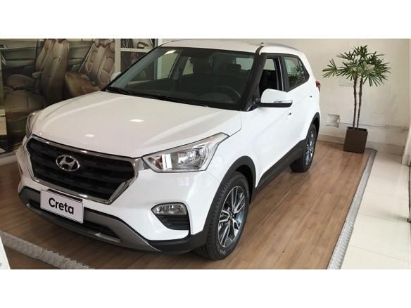 HYUNDAI CRETA PULSE PLUS 1.6 16V FLEX AUT. - Foto 4
