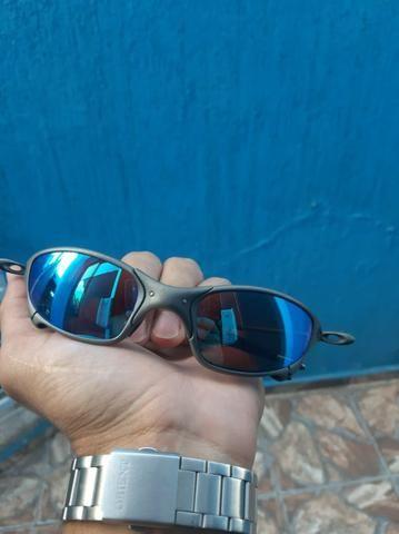 Óculos Oakley Juliet ORIGINAL ( ACEITO CARTÃO ) - Bijouterias ... b7a2186257