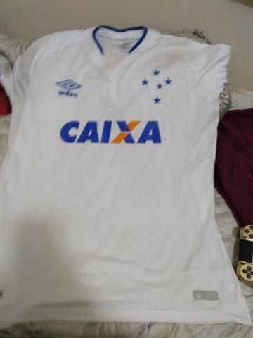 Camisa do Cruzeiro original 2016 - Roupas e calçados - Camargos ... 6c048f3abb894