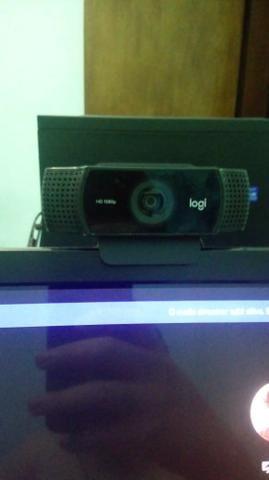 Vendo WebCam Logitech C922 Pro Stream Full HD 1080p/30fps 720p/60fps