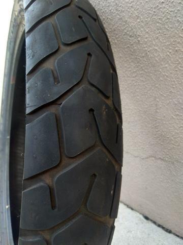 02 pneus semi-novos - Foto 3