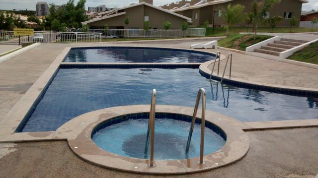 Casa Caldas Novas-GO, Condomínio Fechado, Jardins da Lagoa Condo Resort - Foto 17