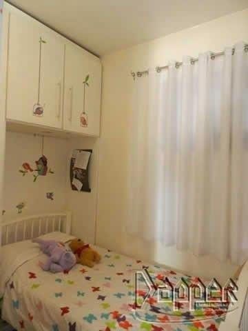 Apartamento à venda com 3 dormitórios em Ouro branco, Novo hamburgo cod:13175 - Foto 8