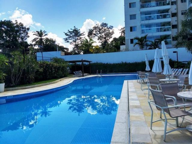 Apartamento 3/4 Alphaville 106 m² com 2 vagas Condomínio com Lazer Completo - Foto 18