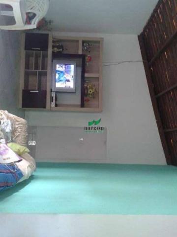 Casa residencial à venda, jacuipe, camaçari - ca0819. - Foto 14