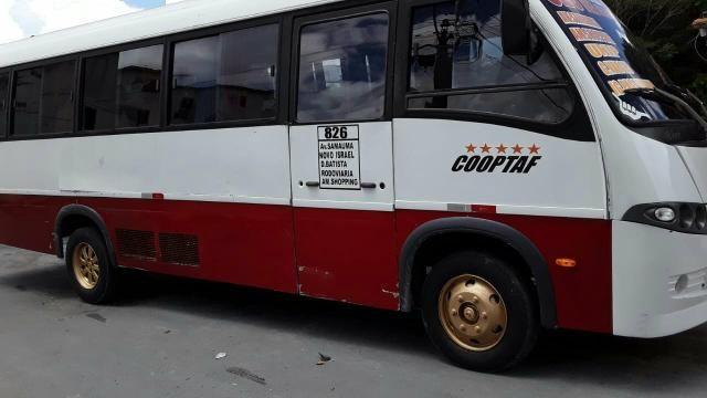 Vendo Micro Ônibus Volare W8