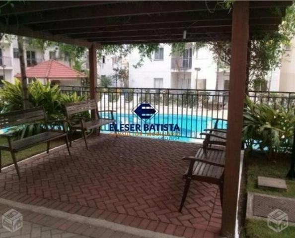 WC - Apartamento Ilha de Vitória 2 Quartos - Colina de Laranjeiras ES - R$ 144.500,00 - Foto 10