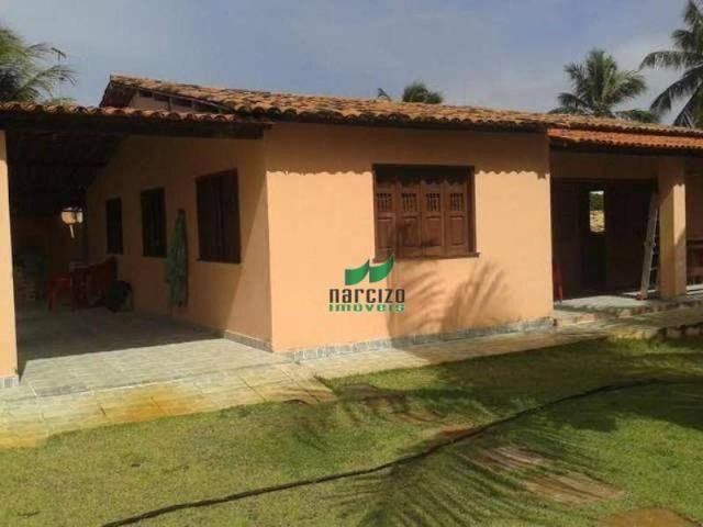 Casa residencial à venda, jacuipe, camaçari - ca0819. - Foto 13