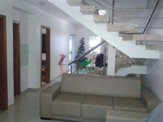 Casa com 3 dormitórios à venda, 200 m² por r$ 580.000,00 - buraquinho - lauro de freitas/b - Foto 7