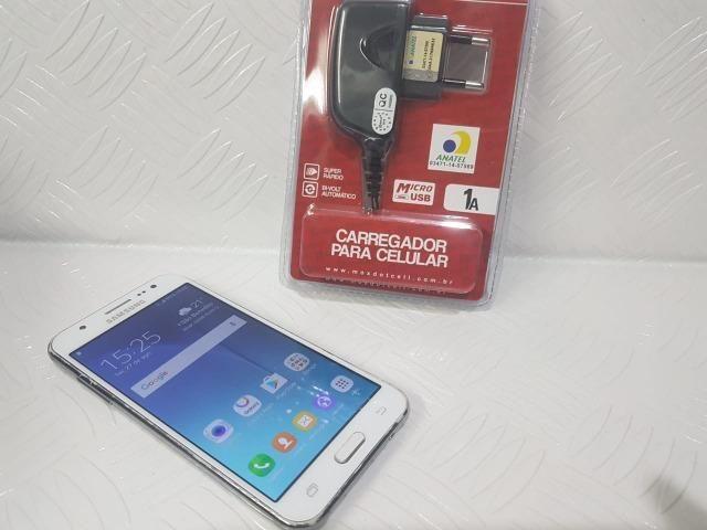 Samsung J500 Branco - Foto 3