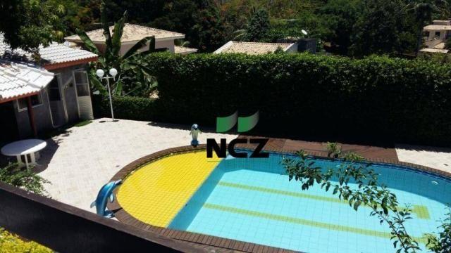 Casa com 6 dormitórios à venda, 650 m² por r$ 2.300.000 - piatã - salvador/ba
