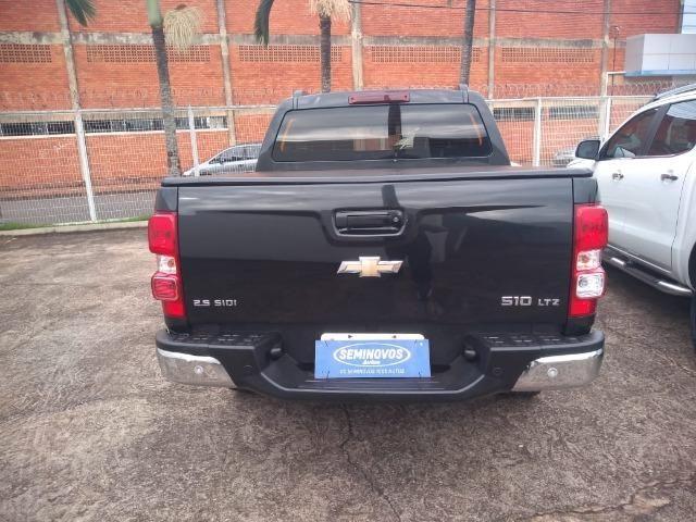Chevrolet S10 Cabine Dupla 2.5 Ecotec Sidi Lt - Foto 5