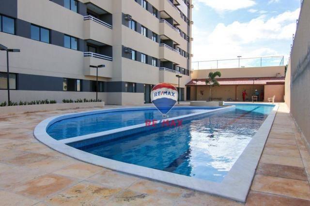 Apartamento Residencial Alvorada, com 3 dormitórios à venda, 75 m² por R$ 340.000 - Dix-Se - Foto 6