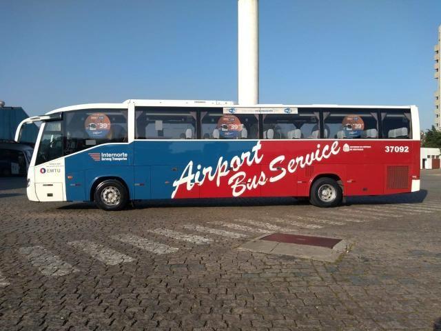 Ônibus rodoviário Irizar Mercedes - Foto 9
