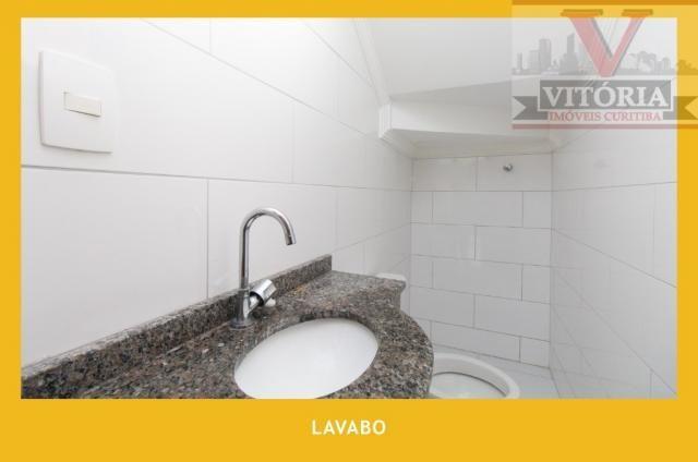 SOBRADO À VENDA, 139 M² POR R$ 400.000,00 - FAZENDINHA - CURITIBA/PR - Foto 4
