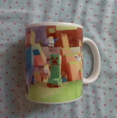 Caneca Minecraft - Foto 3