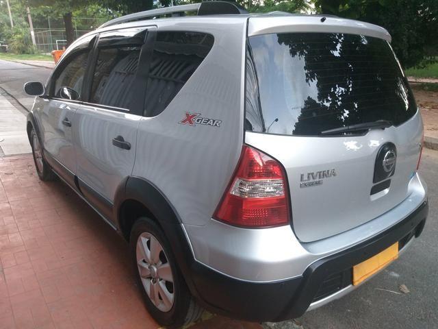 Livina 1.8 SL Xgear Automática + GNV(5 geração) Extremamente Nova = 31.900, - Foto 5