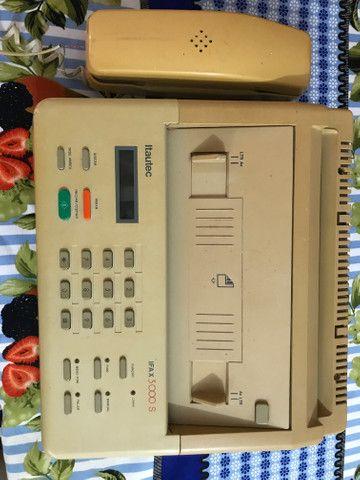 Vende-se aparelho FAX 1994 - Foto 2