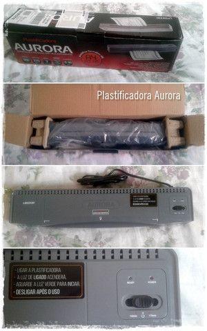 Plastificadora Aurora A3 127V