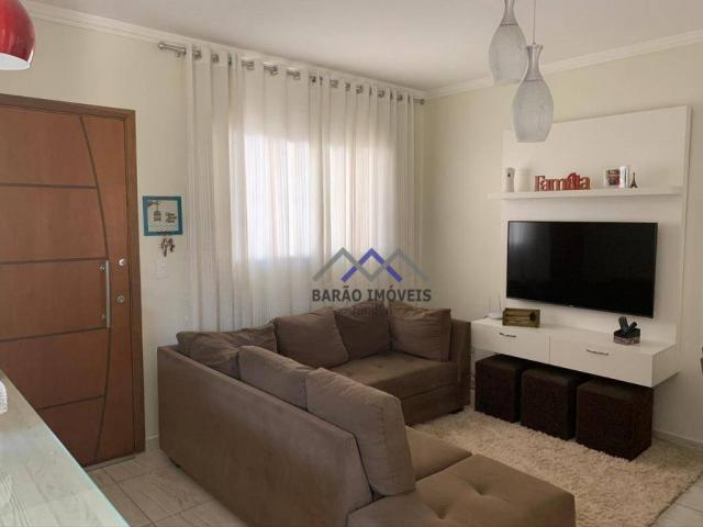 Casa com 3 dormitórios à venda, 90 m² por R$ 420.000,00 - Residencial Santa Giovana - Jund - Foto 19