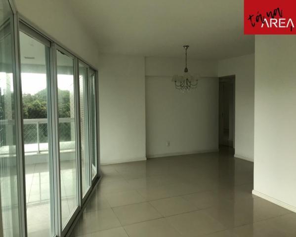 Apartamento no Itaigara, Alto do Parque, Cond. Chateau Du Parc - Área Imobiliária - Foto 3